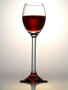 Free Liquor Glass Royalty Free Stock Photography - 8029417