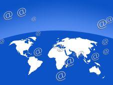 Free Worldwide Communications Stock Photo - 8029850