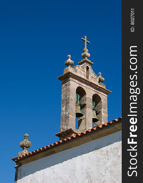 Old Spanish bell tower