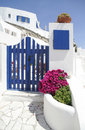 Free The Blue Gate Stock Photography - 8034302