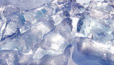 Free Blue Ice Stock Photo - 8030090