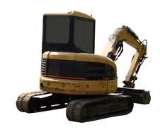 Free Mechanical Excavator Royalty Free Stock Photos - 8030618