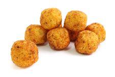 Free Snack Balls Royalty Free Stock Image - 8030666
