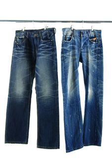 Free Jeans Royalty Free Stock Photos - 8031248