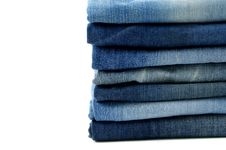 Free Jeans Royalty Free Stock Image - 8031286