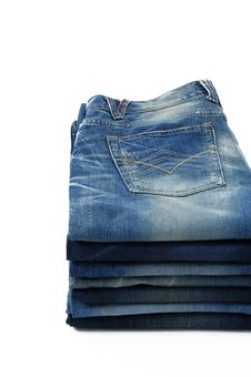 Free Jeans Stock Images - 8031314