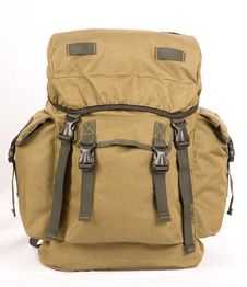 Free Military Rucksack Stock Photos - 8031333