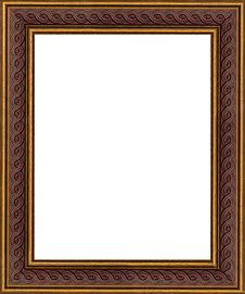 Free Gold Frame Stock Images - 8031664
