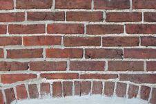 Free Brick Wall Royalty Free Stock Photography - 8033547