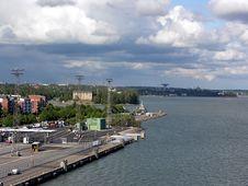 Free Helsinki, Finland, Passenger Mooring Royalty Free Stock Photos - 8033718