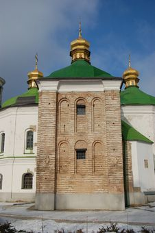 Free Kiev-Pechersk Lavra Monastery In Kiev Stock Photo - 8033950
