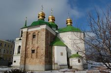 Free Kiev-Pechersk Lavra Monastery In Kiev Royalty Free Stock Photography - 8033957