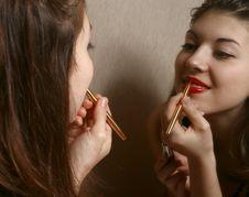 Free Make-up. Stock Image - 8034201