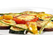Free BBQ Eggplant Stock Image - 8034501