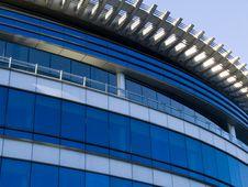 Free Telecommunications Building Stock Image - 8034881