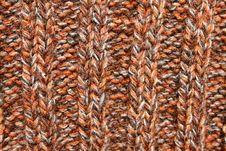 Free Colorful Knitted Wool Texture Stock Image - 8034901