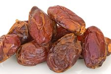 Free Dried Dates Royalty Free Stock Photos - 8035388