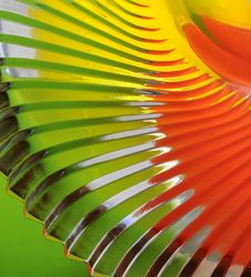 Free Abstract Colorful Glass Bowl Royalty Free Stock Image - 8035496