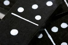 Free Domino Royalty Free Stock Images - 8035559