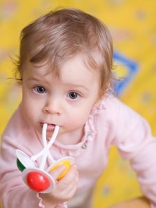 Free Little Girl Royalty Free Stock Images - 8035929