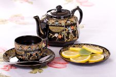 Free Cup Of Tea Stock Image - 8035951