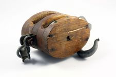 Block And Tackle Stock Images