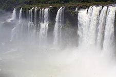 Free Powerful Waterfall Stock Photo - 8036080