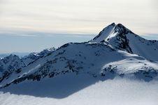 Free Alps Winter View Stock Photo - 8036300