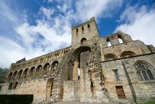 Free Jedburgh Abbey Stock Photo - 8036710