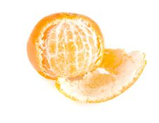 Free Tangerine Royalty Free Stock Photography - 8036727