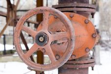 Free Old Rusted Hydrant Stock Photos - 8036853