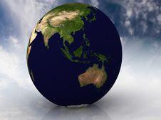 Free Globe Royalty Free Stock Image - 8037306