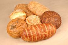 Free Multi Grain Breads Stock Photos - 8037473