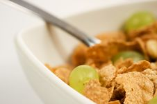 Free Healhty Food, Cereal Breakfast Royalty Free Stock Photos - 8037848
