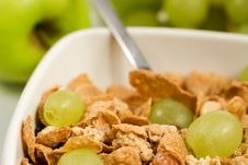 Free Healhty Food, Cereal Breakfast Stock Photos - 8037853