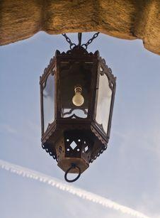 Free Antique Lamp Stock Image - 8037861