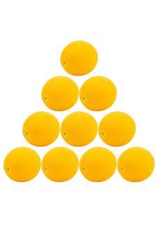 Free Triangle Orange Royalty Free Stock Images - 8038399