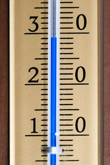 Free Thermometer Stock Photo - 8038890