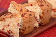 Dry Fruit Cake Stock Images