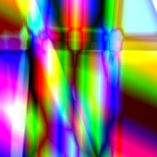 Free Psychedelic Prisms Stock Image - 8039871
