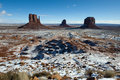 Free Monument Valley Royalty Free Stock Images - 8040119