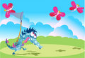Free Dragon On Hunting Stock Images - 8042694
