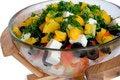 Free Greek Salad Royalty Free Stock Photography - 8048997