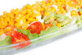 Free Shrimp Salad Royalty Free Stock Image - 8049276