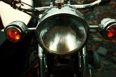 Free Three-wheeler Lamp Stock Image - 8040581