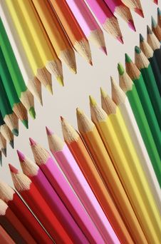 Free Colour Pencils Stock Image - 8040611