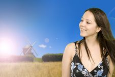 Free Windmill Stock Images - 8040684