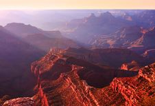 Free Colors Of The Grand Canyon Stock Photos - 8040903