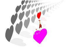 Free Heart Of Hearts Stock Photography - 8040922