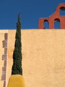 Templo De La Inmaculada Concepcion, San Miguel De Royalty Free Stock Photography